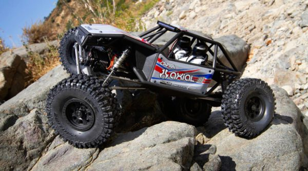 Capra 1.9 Unlimited Trail Buggy 1/10 4wd KIT