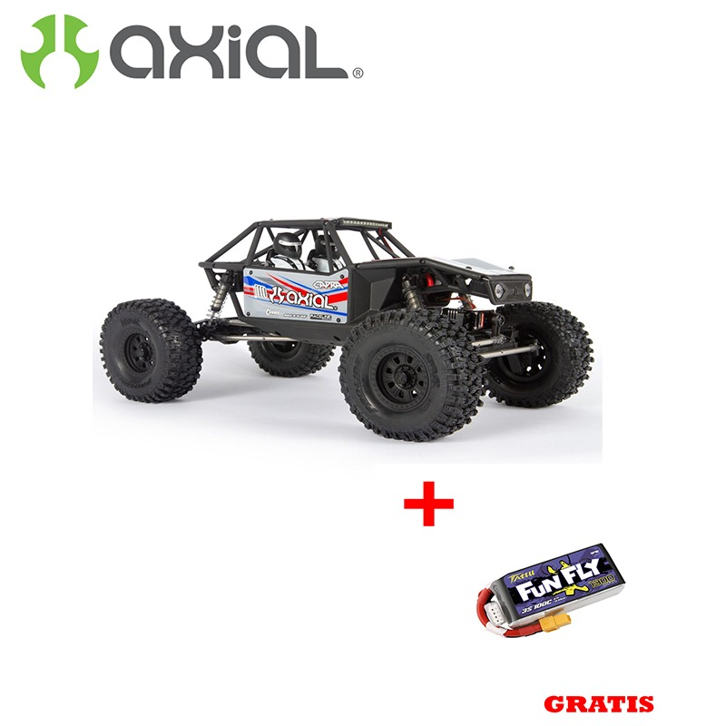Axial Capra 1.9 Unlimited Trail Buggy 1/10 4wd KIT SCX10