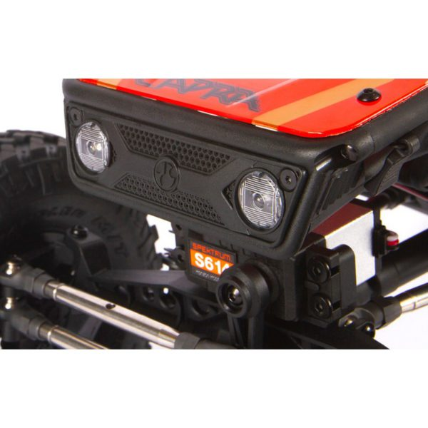 informacion axial capra 19 rtr unlimited trail buggy