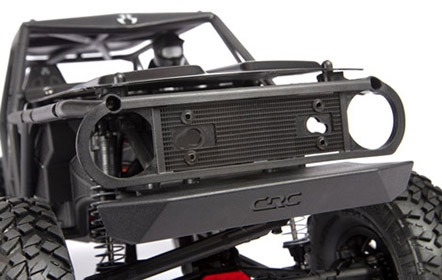 que hay en la caja de AXIAL Wraith 1/10 4WD RTR