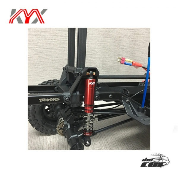 comprar Amortiguador KYX para Suspensión Traxxas TRX-4 set negro envio desde españa