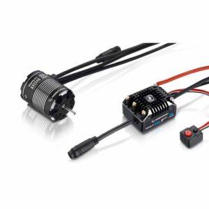 comprar mas barato Combo Hobbywing Xerun Axe540 FOC V1.1 para Rock Crawler 1800kV