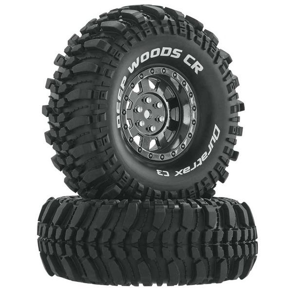 DURATRAX - Deeps Woods CR 1.9 Crawler C3 - Super suave pegada (2)