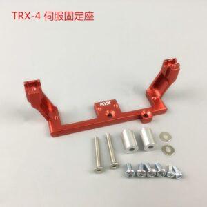 KYX 1/10 Montaje de Servo CNC para TRX-4