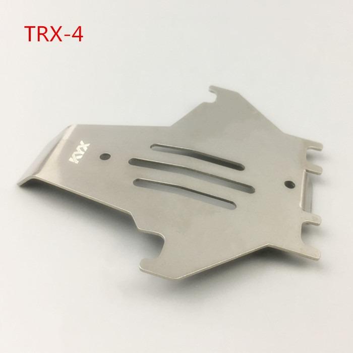 KYX 1/10 Placa Protectora de Metal para TRX-4