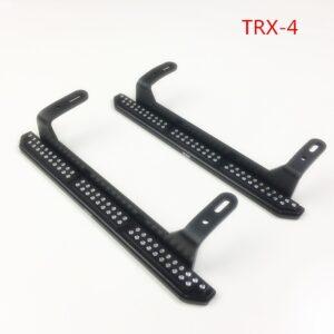 KYX Crawlers Estribo Lateral CNC para Traxxas TRX-4