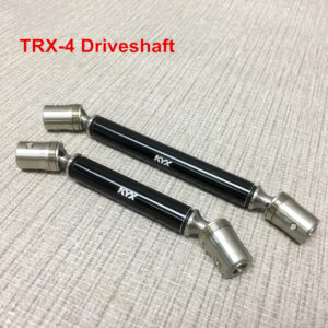 KYX Eje de Transmisión (delantero/trasero) en aleación para TRAXXAS TRX-4