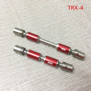 KYX HD Línea de Transmisión Principal Acero Inoxidable Traxxas TRX-4