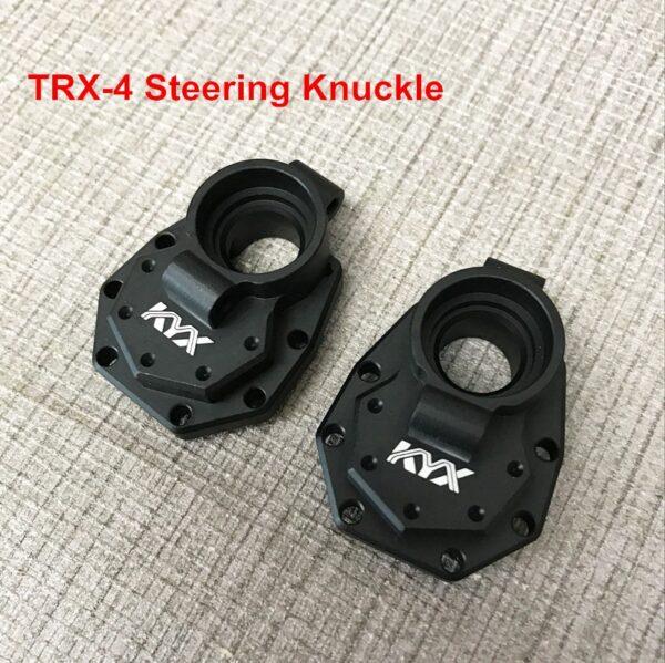 KYX Nudillo de dirección en Aluminio para Traxxas TRX-4