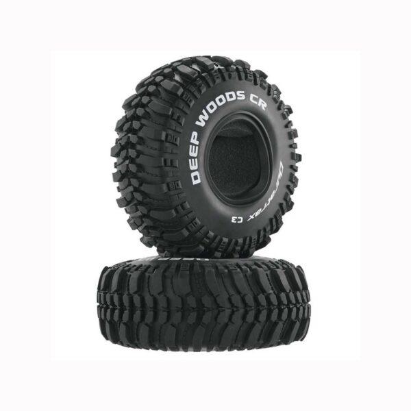 comprar mas baratos Neumáticos-DURATRAX-Deeps-Woods-CR-1.9-Crawler-C3-Súper-Suave