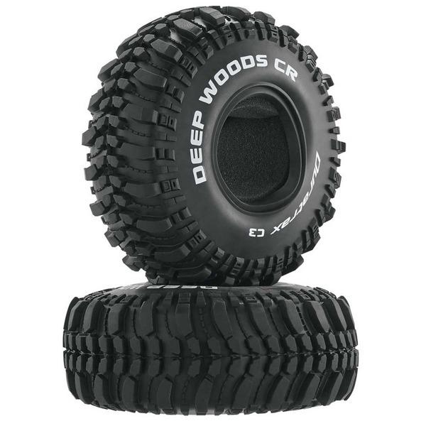 Neumáticos DURATRAX - Deeps Woods CR 1.9 Crawler C3 - Súper Suave