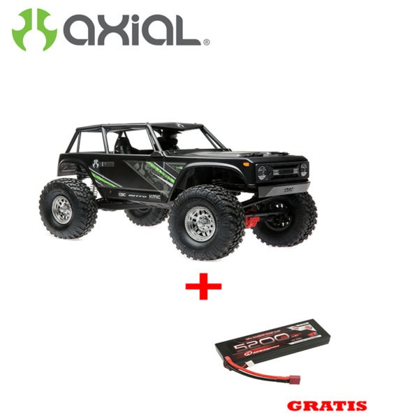 AXIAL Wraith 1.9 Scale 1/10 4WD RTR