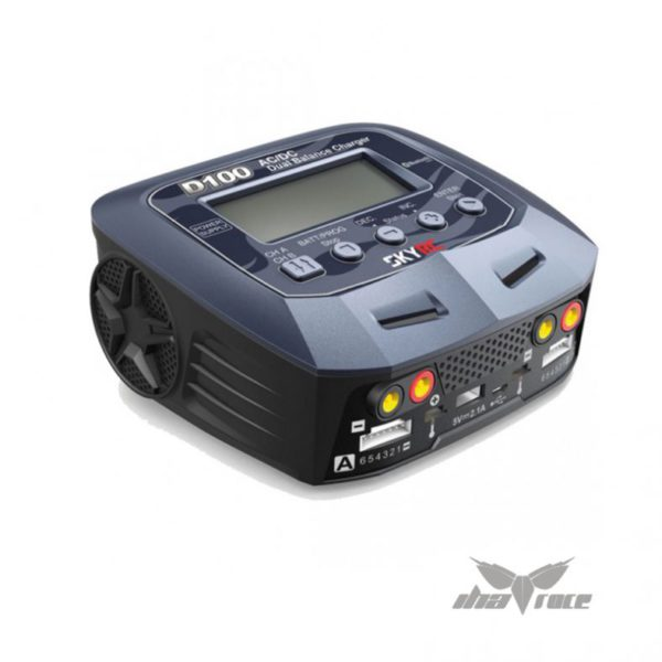 Cargador / Balanceador / Dual SKYRC D100