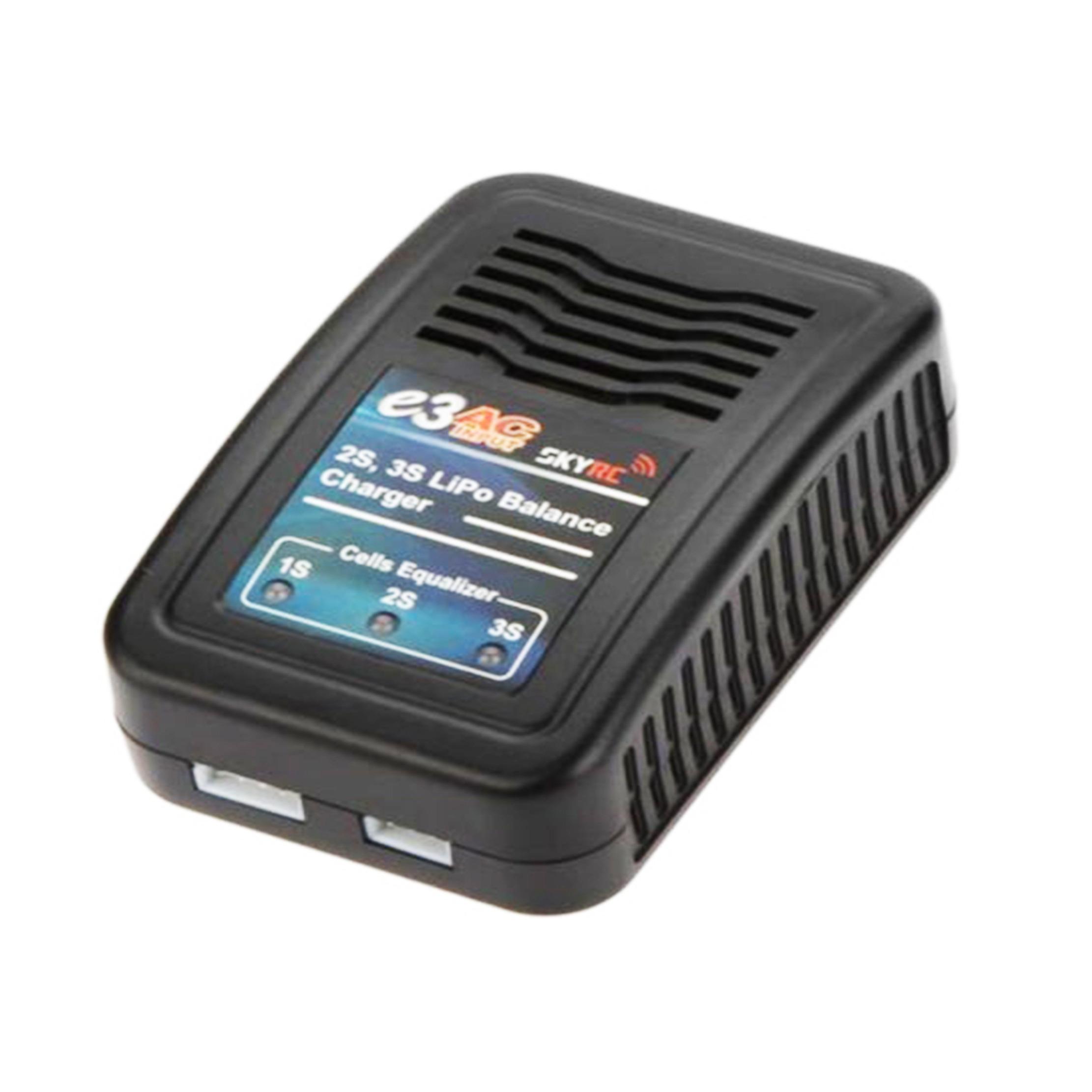 Cargador / Balanceador SKYRC e3 para baterías Lipo 11W