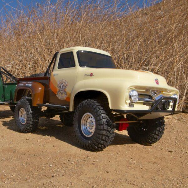 coche rc barato 4x4 1955 ford