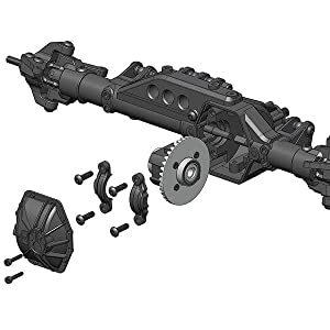 comprar AXIAL 1 10 Wraith Spawn 4WD Rock Racer RTR