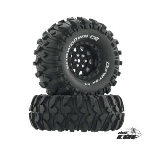 DURATRAX - Showdown CR 1.9 Crawler C3 - Super Soft pegada (2)