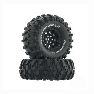comprar mas baratas ruedas completas coches rc duratrax-showdown-1-9-crawler-c3-super-suave-pegada