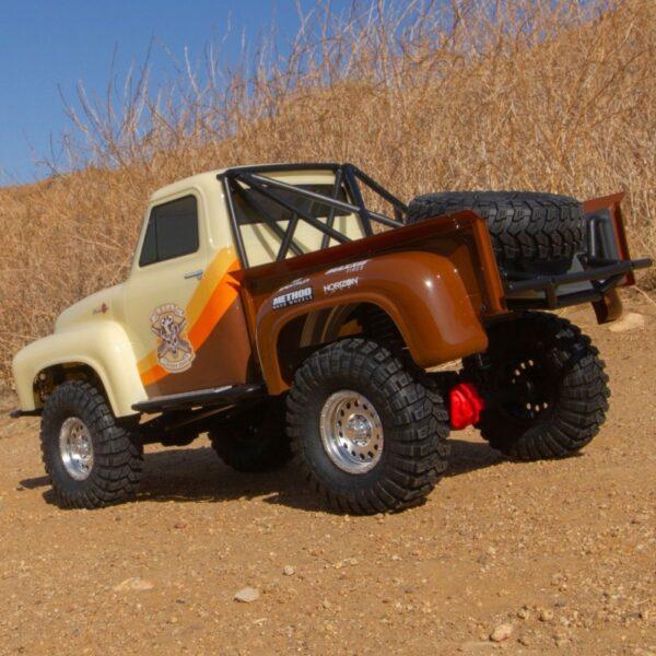 ford f 100 truck españa crawler