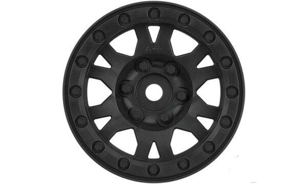 Llanta LUCA Rim CR10 Beadlock Scale 1.9 (2 piezas)
