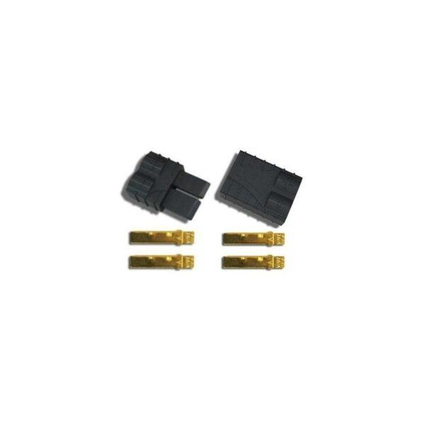 YUKI MODEL Conector TRAXXAS (1 pareja)