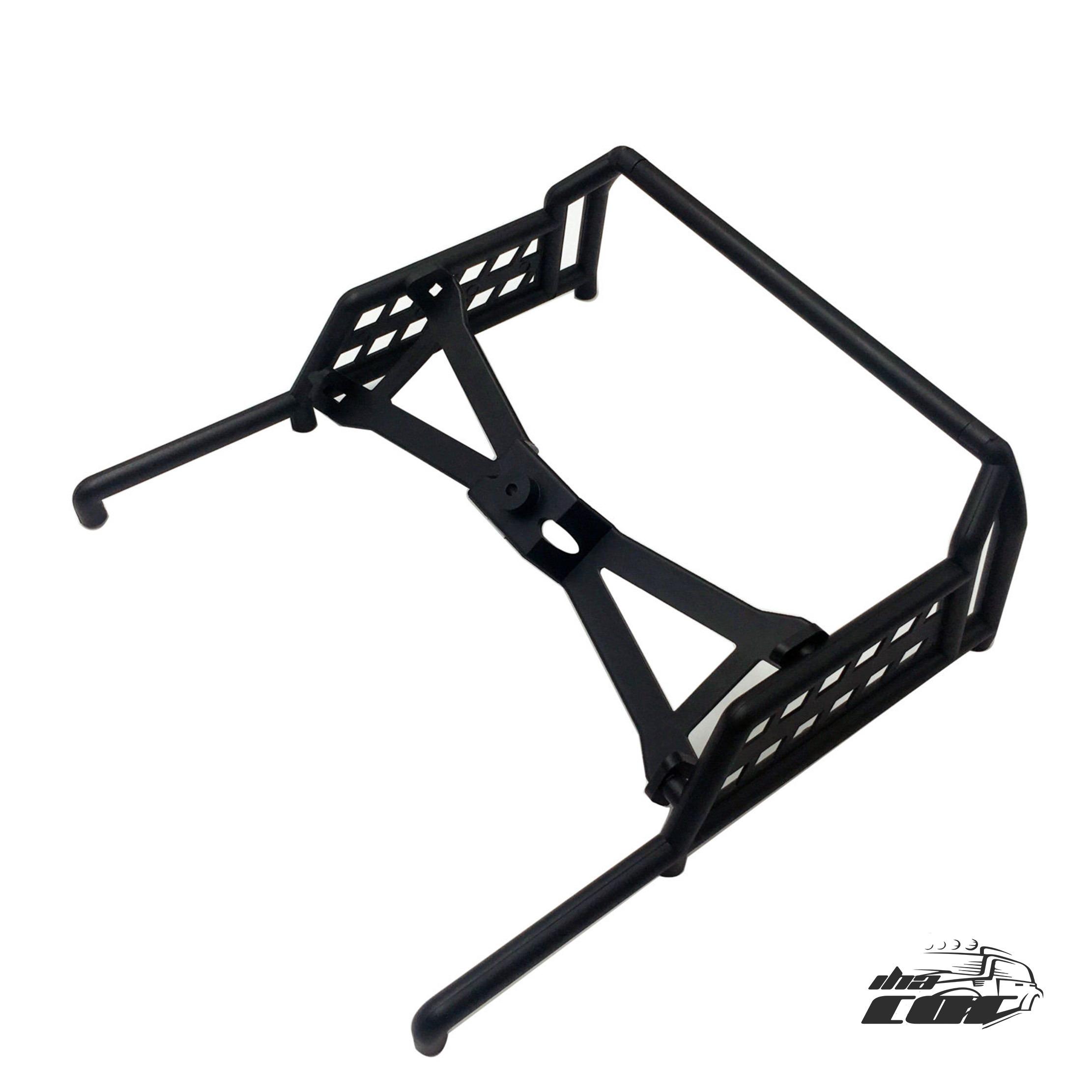 KYX Piezas del Cuerpo Duro TRX-4 Ford Raptor DIY Body Cage Jaula.