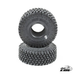 Neumaticos PitBull Growler AT / Extra 1.9 Scale Tire Alien Compound con Foam