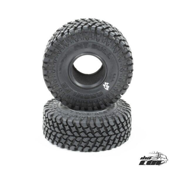 Neumaticos PitBull Growler AT / Extra 1.9 Scale Tire Alien Compound con Foam