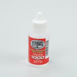 "Información del producto ""Aceite diferencial PitBull PBX 1000 cSt 59ml"""