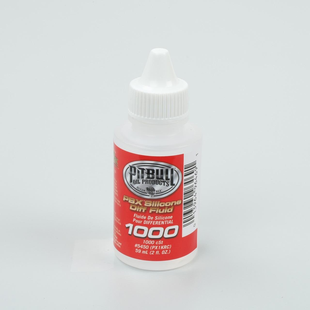Aceite diferencial PitBull PBX 1000 cSt 59ml