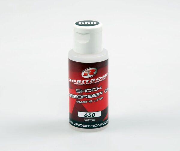 Robitronic Aceite de Silicona 650 CPS (50 ml)