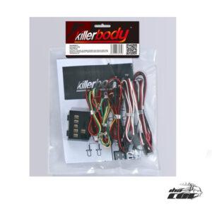 comprar Juego-de-luces-LED-Killerbody-con-12-LED1 coche rc crawler envio desde españa rapido