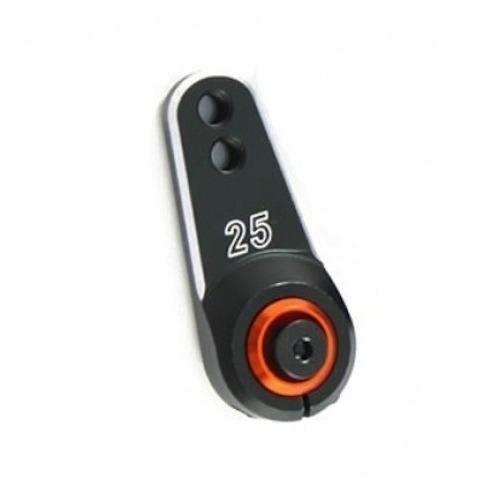 LUCA Horn Aluminio Brazo de Servo Simple 24D (Hitec)