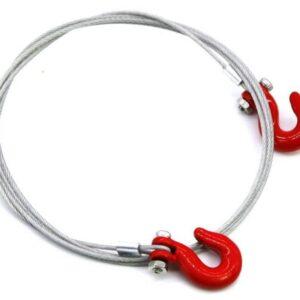 KYX Cable y Gancho para Crawler 1/10