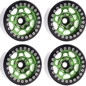 "Llantas CJG Model 1.9"" Aluminio CNC Varios Colores"