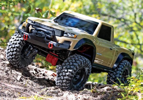 Traxxas TRX-4 Sport Crawler españa