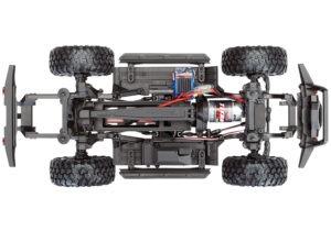Traxxas TRX-4 Sport Crawler TQ XL-5