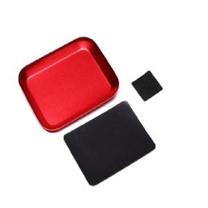 Bandeja magnética para tornillos