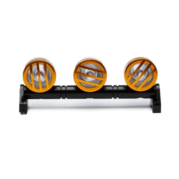 comprar mas barato Barra de luz LED 1-10 para RC Crawler