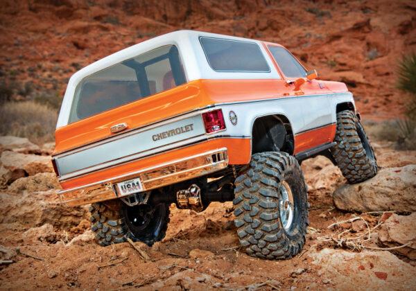 mejores ofertas Traxxas TRX-4 Chevy K5 Blazer Crawler XL-5