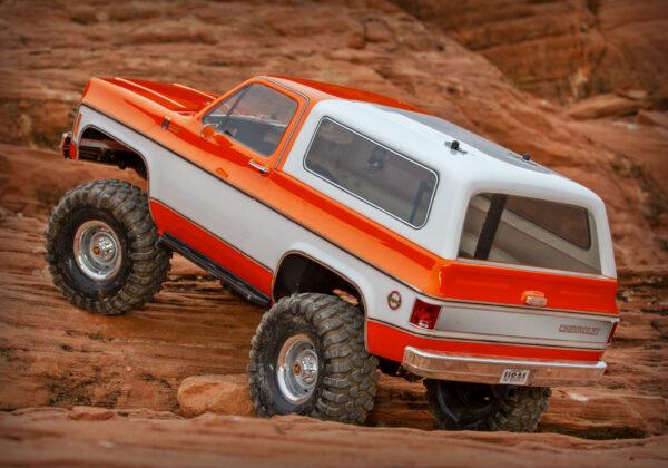 comprar online Traxxas Chevy K5 Blazer Crawler XL-5