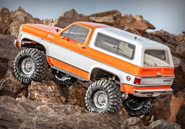 Traxxas TRX-4 Chevrolet precio