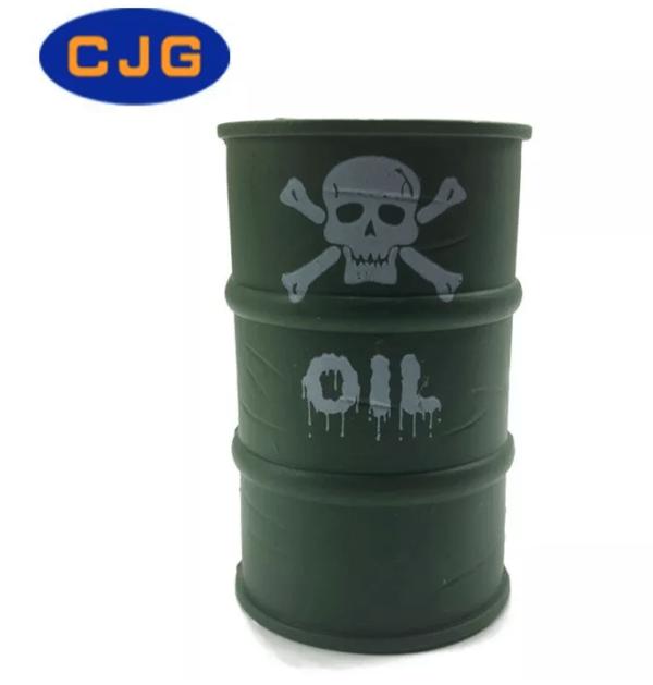 Decoración CJG Tanque de Aceite plástico