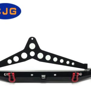 Repuestos CJG Parachoques Trasero Metal CNC TRX-4