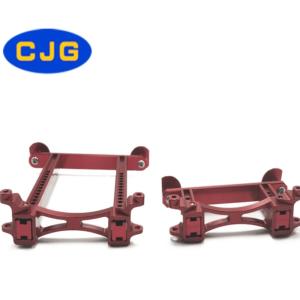 Repuesto CJG Columna delantera y trasera de Aluminio y Fibra de Carbono CNC TRX-4