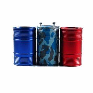 comprar mas barato Decoración CJG Tanque de Combustible Metálico