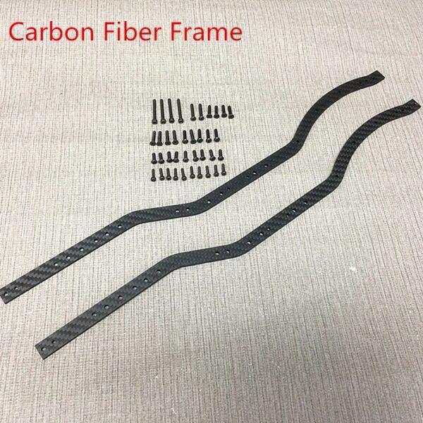 KYX SCX10 Marco de Fibra de Carbono