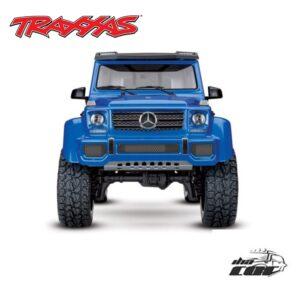 TRX-4-Mercedes-G500-vista frontal-azul comprar