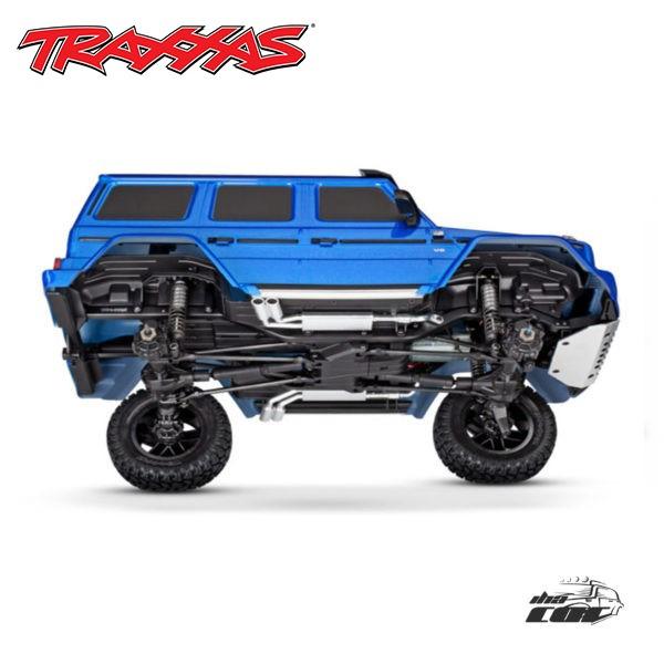 envio desde españa traxxas-trx-4-mercedes-g500-4x4-azul mejor precio