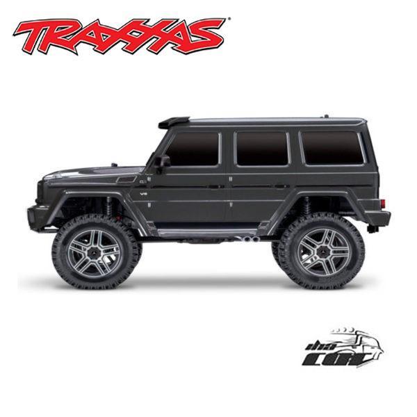 envio rapido traxxas-trx-4-mercedes-g500-4x4-negro-COMPRAR